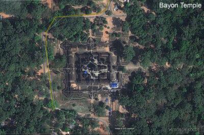 4K3314-Bayon Temple