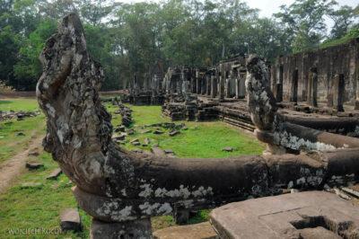 4K3320-Bayon Temple