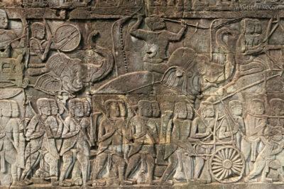 4K3329-Bayon Temple