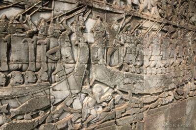 4K3335-Bayon Temple