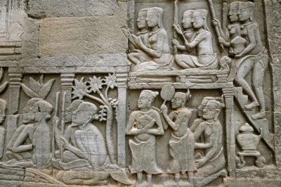 4K3340-Bayon Temple