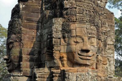 4K3347-Bayon Temple