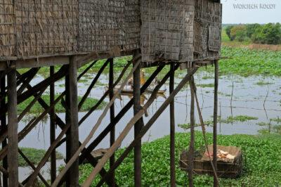 4K4052-Boeng Tonle Sab - Wioska naPalach