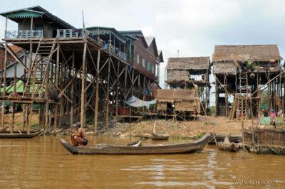 4K4083-Boeng Tonle Sab - Wioska naPalach