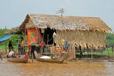 4K4108-Boeng Tonle Sab - Wioska naPalach