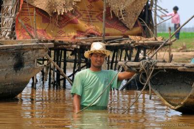 4K4114-Boeng Tonle Sab - Wioska naPalach