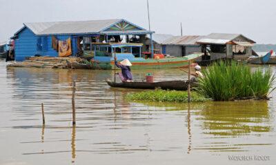 4K4137-Wioska nawodzie Boeng Tonle Sab