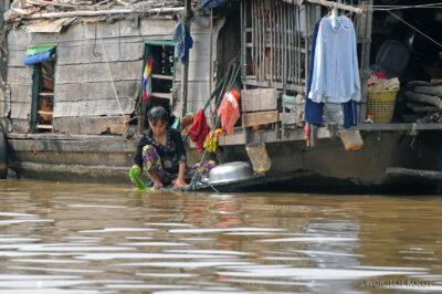 4K4154-Wioska nawodzie Boeng Tonle Sab