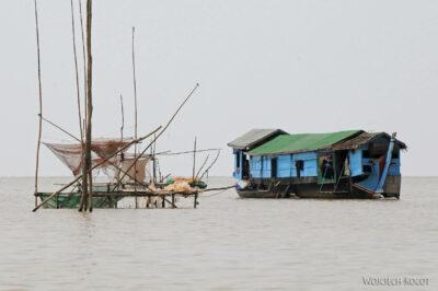 4K4156-Wioska nawodzie Boeng Tonle Sab