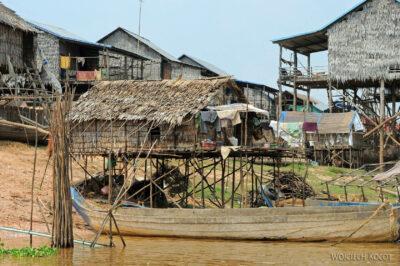 4K4180-Boeng Tonle Sab - Wioska naPalach