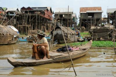 4K4190-Boeng Tonle Sab - Wioska naPalach