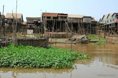 4K4193-Boeng Tonle Sab - Wioska naPalach