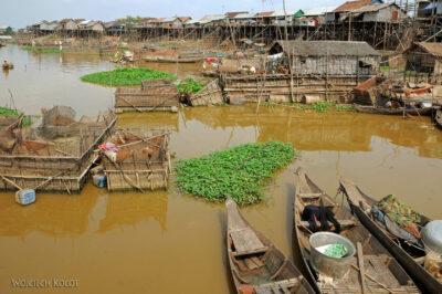 4K4208-Boeng Tonle Sab - Wioska naPalach