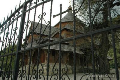 U04054-Kościółek ustóp zamku
