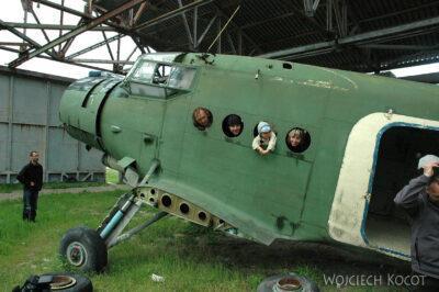 U07025-Muzeum lotnictwa naGórze Klementieva
