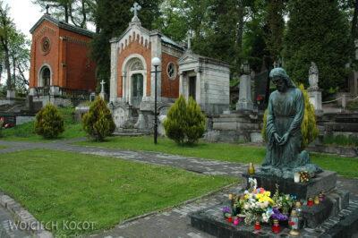 U12004-Na Cmentarzu Łyczakowskim