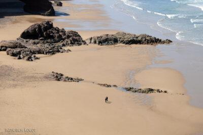 Plaża przy Legzira