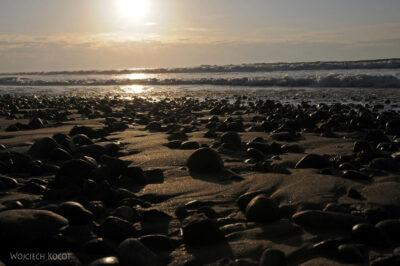 Legzira-spacer plażą