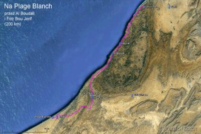 Trasa doAl Boudali