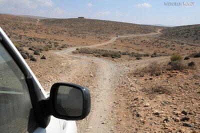 Przez pustynię doFortu Bou Jerif