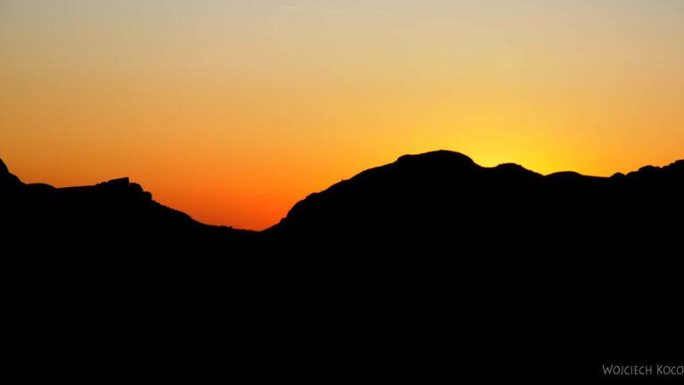 Ma22189-Góry o zachodzie