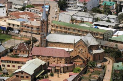 Ma20059-Fianarantsoa centrum - Kościól