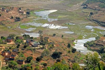 Ma20103-Fianarantsoa - okolice postronie NW