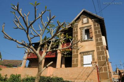 Ma20114-Starówka Fianarantsoa - budynki