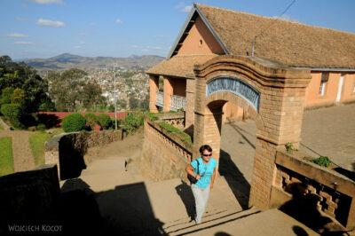 Ma20121-Starówka Fianarantsoa - budynki