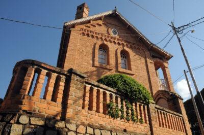 Ma20124-Starówka Fianarantsoa - budynki