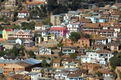 Ma20137-Fianarantsoa - część południowa - Widok odzachodu