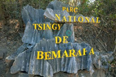 Ma17025-Park National Tsingy De Bemaraha