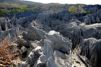 Ma17089-Tsingy - panorama zp widokowego