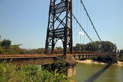Ma25018-Most Wiszący Stalowy