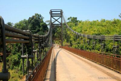 Ma25029-Most Wiszący Stalowy