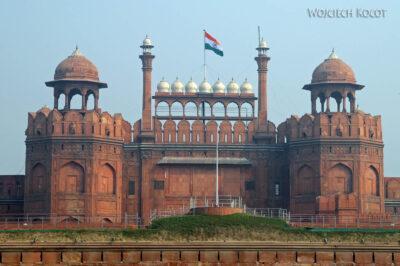 IN02058-Delhi-Red Fort odfrontu