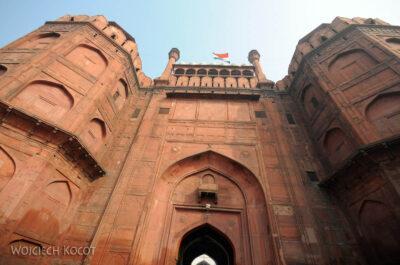IN02066-Delhi-Red Fort odfrontu