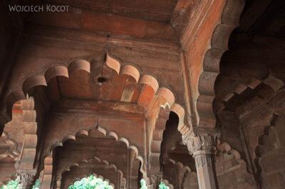 IN02080-Delhi-Red Fort - Diwan-i-Am