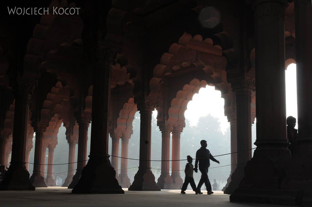 IN02084-Delhi-Red Fort - Diwan-i-Am