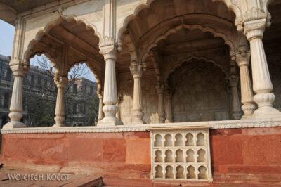 IN02115-Delhi-Red Fort - Bhadon Pavilon