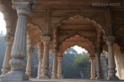 IN02117-Delhi-Red Fort - Bhadon Pavilon
