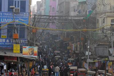 IN02143-Delhi-W dzielnicy muzułmańskiej