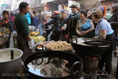 IN02149-Delhi-Uliczne żarcie