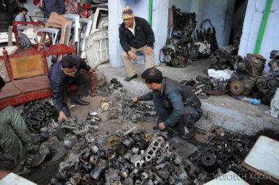 IN02171-Delhi-Skład części mechanicznych