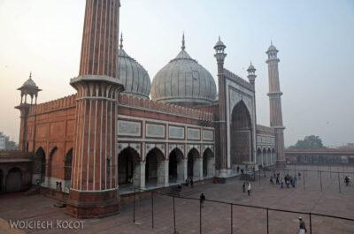 IN02176-Delhi-Meczet Jami Masjid