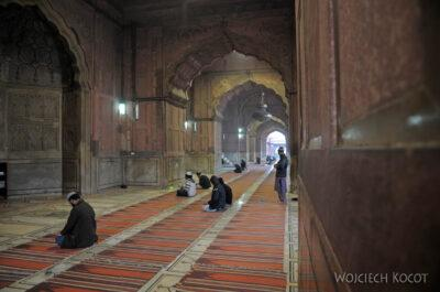 IN02189-Delhi-Meczet Jami Masjid
