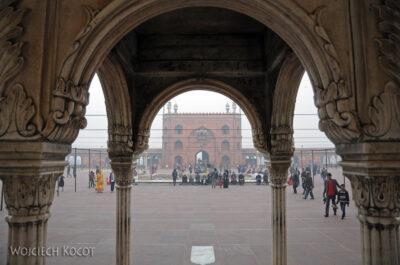 IN02192-Delhi-Meczet Jami Masjid