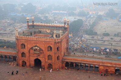 IN02202-Delhi-Widok zwieży