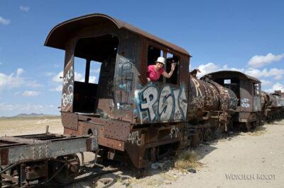 PBj010-Na cmentarzysku lokomotyw k Uyuni