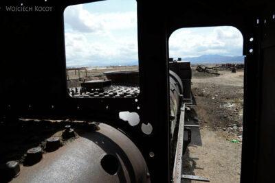 PBj016-Na cmentarzysku lokomotyw k Uyuni
